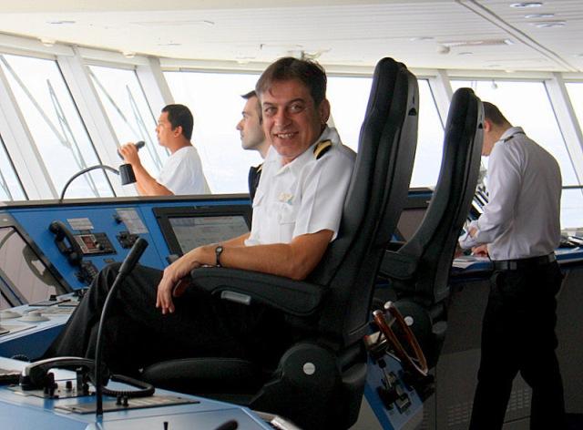 Captain Nicholas Pagonis