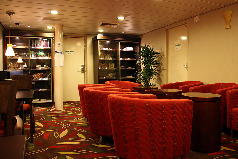 Uncompromising Service Aboard The Newest Celebrity Cruise Ship - Cruise ship staff quarters