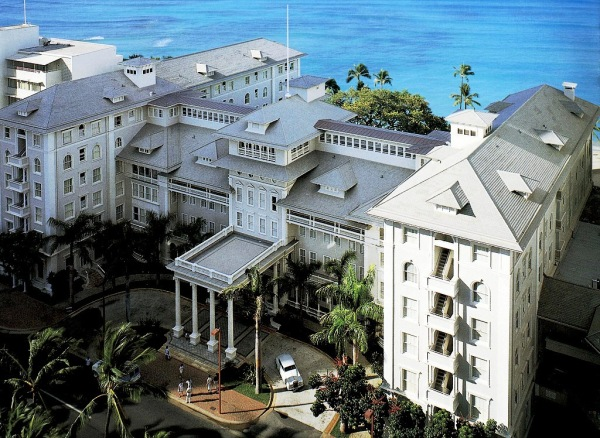 Today's Moana Surfrider a Westin Resort & Spa by Starwood Hotels