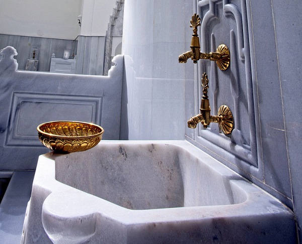 i bowl sink Ayasofya Hamami