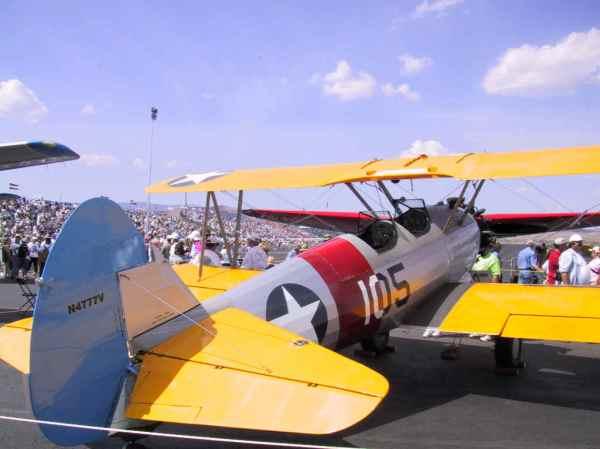 Air race - RSCVA