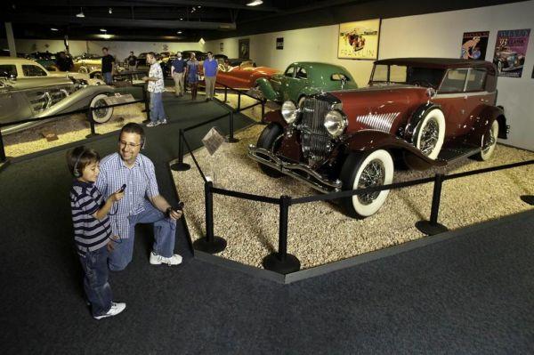 Reno auto museum