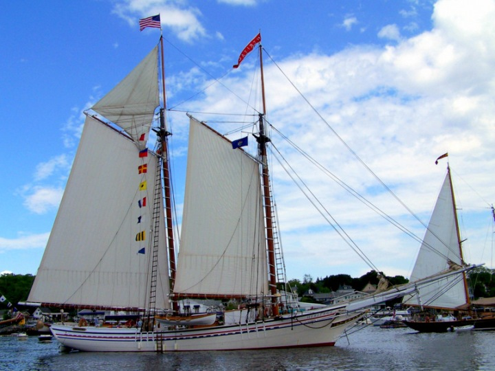 Heritage in Boothbay