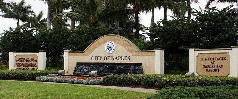 NBR City sign