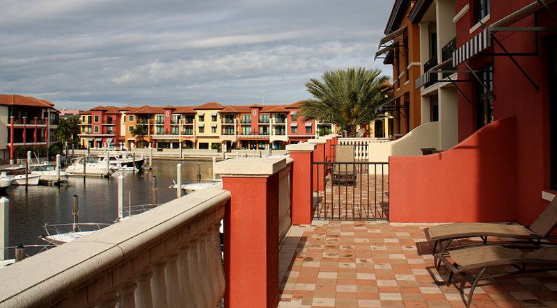 NBR Suite balcony