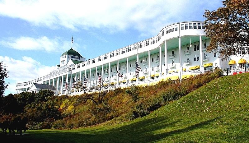 Mackinac Island Grand Hotel Movie The Grand Hotel on Mackinac