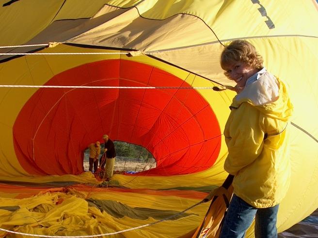 Judy Hartness Ballooning