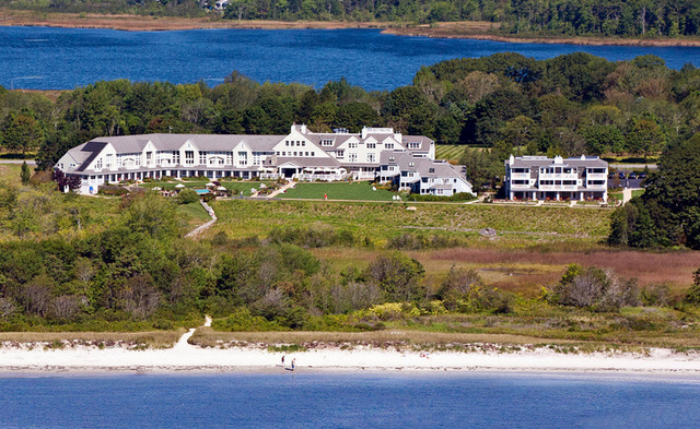 Inn by the Sea on Crescent Beach, Cape Elizabeth ME hi res